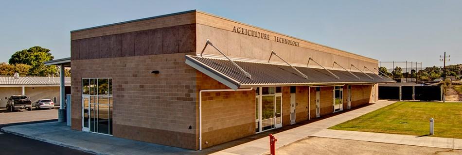 Arroyo Grande High School CTE, Concrete Masonry Association Award 2013