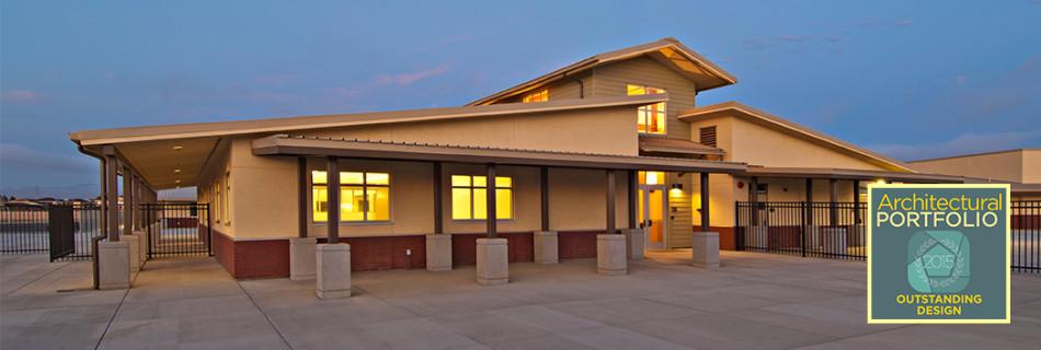 Roberto & Dr. Francisco Jiménez Elementary School, Outstanding Design